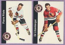 1993-94 Parkhurst Missing Link Chicago Black Hawks Team Set