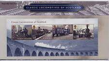 GB 2012 CLASSIC LOCOMOTIVES SCOTLAND PRESENTATION PACK No.468
