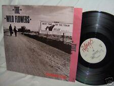 WILD FLOWERS-SOMETIME SOON rock LP