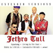 JETHRO TULL Extended Versions CD Live 1999-2004 Aqualung Locomotive Breath