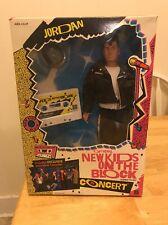 """Open Box""""New Kids On The Block """"Jordan Doll action figure .Hasbro"""