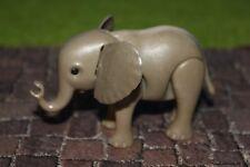 Playmobil Tiere   Elefanten  Baby   alte Version   Zoo     Tierpark