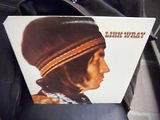 Link Wray Self Titled S/T LP Polydor Records EX