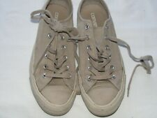 Converse Chuck Taylor Sneakers Grey Leather