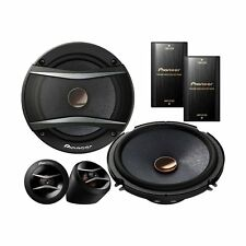 "NEW Pioneer 6.5"" Shallow Mount Component Speaker Stereo System.Car Audio.Quality"