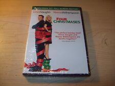 Four Christmases (DVD, 2009) Brand New, Sealed