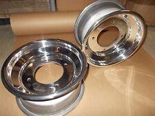 (2) Rims Wheels Front Honda TRX 250R 250X 250EX 300EX 300X 400EX 450R 450ER