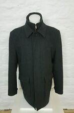 Men's Jack Reid Wool Blend Winter Coat (46)