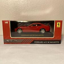 Hot Wheels Collectors Ferrari 612 Scaglietti