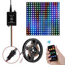 SP106E 9 Keys LED Music Controller For WS2811 WS2812B RGB Strip Light DC5V-12V