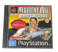 Resident Evil Director's Cut PS1 PS2 PS3 PAL *Complete*