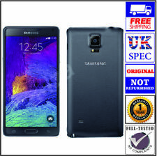 Samsung Galaxy Note 4 SM-N910F - 32GB - Black (Unlocked) Smartphone