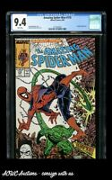 Marvel - Amazing Spider-Man #318 (McFarlane cover and art) - CGC 9.4