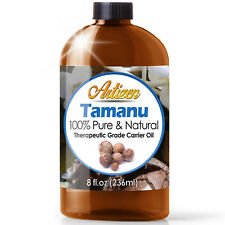 Artizen Tamanu Carrier Oil (100% PURE & NATURAL - UNDILUTED) - 8oz