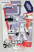 Star Wars Galactic Heroes First Order Flametrooper Figure Playskool Disney *READ