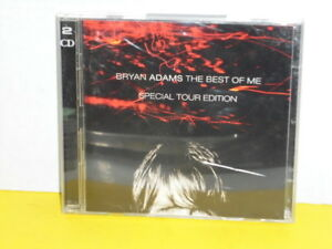 DOPPEL - CD - BRYAN ADAMS - THE BEST OF ME - SPECIAL TOUR EDITION