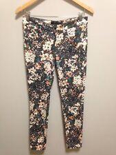 Jag Floral Skinny Leg Jeans Size 9 EUC