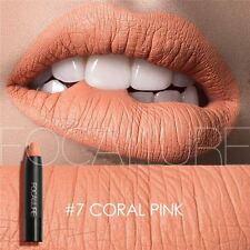 FOCALLURE Long Lasting  Lipstick Matte Waterproof-#7-Coral Pink