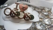 CHANEL BROOCH I LOVE COCO BRAND NEW CUBA COLLECTION