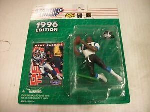MARK CARRIER (1996) Carolina Panthers, Starting Lineup, NFL