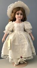 Betty Jane Carter Porcelain Musical Doll Goebel Limited Edition Marjorie 1989