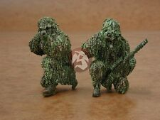 CMK 1/35 US Army Modern Snipers in Ghillie Suit Camouflage (2 Figures) F35106