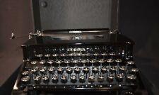Vintage 1935 LC Smith & Corona Standard Manual Portable Typewriter