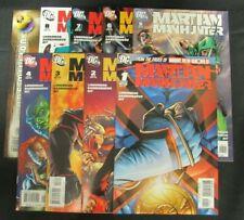 Martian Manhunter Set #1- 8 & One Million (2006/ 2007) DC Comics NM 9.0-9.4 W535