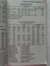 CHILTON 1970-84 TOYOTA COROLLA; CARINA; TERCEL; STARLET  REPAIR MANUAL,