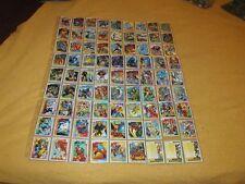 Marvel Universe 2 Basic Singles U-PICK 2 CARDS 1991 Set VF/NM-NM