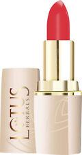 Lotus Herbals Pure Colors Moisturizing Lip Color , 636, Spanish Crimson