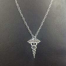 star of life Necklace,Silver handmade necklace,Fashion charm jewelry pendants