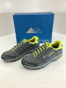 Columbia Montrail Mens Bajada lll Trail Running Shoes Size 9.5 Gray New