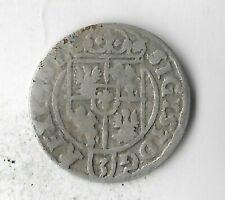 1623 Silver Thaler Rare Old Renaissance Medieval Era Collection War Coin LOT:247
