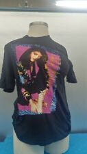Vintage Original 1991 Paula Abdul Spellbound Concert Hanes Large 42-44 T-Shirt