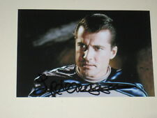 Actor LYLE WAGGONER Signed 4x6 BATMAN Photo AUTOGRAPH 1D