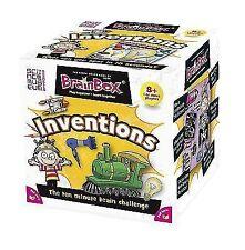 Inventions - Brainbox Memory Game