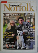 Magazine. Eastern Daily Press. Celebrating Life in Norfolk. April 2012 Issue 156