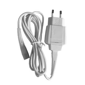 Universal Charger Cord for Braun Shaver EU Dual 100-240V AC Power Adapter 12V