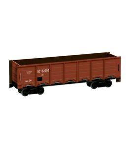 Railway Train RUSSIA HO Scale 1/87 Locomotive Model Kit Cardboard 3D Puzzles