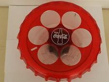 COCA COLA plateau réfrigérant pour 6 verres ou 6 boites  mini glacière
