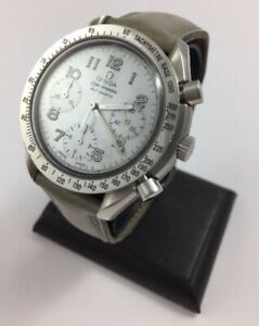 OMEGA SPEEDMASTER 39MM CHRONOGRAPH AUTOMATIC MOTHER OF PEARL WATCH