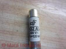 DF Electric 420032 Fuse (Pack of 3) - New No Box