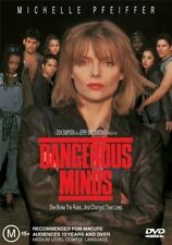 Dangerous Minds (DVD, 2003) MICHELLE PFEIFFER - Based on a TRUE STORY
