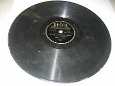 """INK SPOTS RIGHT ABOUT NOW / THE WAY IT USED TO BE 10"""" 78 Decca 27214 1950"""