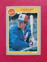 1985 Fleer Baseball #640 PETE ROSE (Expos) (NM-MT)  **RARE ROSE ON EXPOS CARD**