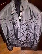 cappotto grigio M nuovo new
