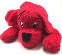 "Scholastic Clifford The Big Red Dog Side Kicks Plush Stuffed Animal 1997 19"""
