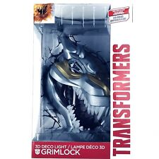 3D Light FX Transformers Grimlock 3D Deco Light