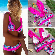 Sexy Womens Padded Push-up Bra Bikini Swimsuit Bathing Suit Swimwear Beachwear